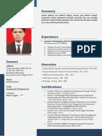 CV Mochammad Firmansyah
