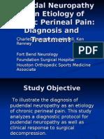 Pudendal Neuropathy