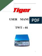 TWT - 01 User Manaul (ENG)