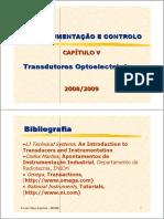 12 - Transdutores opto eletronicos