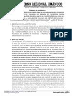 TDR. PROTECCIÓN CONTRA INUND. MARGEN IZQUIERDA Y DERECHA RIO PUCAYACU-LEONCIO PRADO
