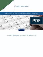 FCC AULA 01 - ICMS SP