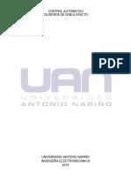 Diagrama Cilindros Control Automatico