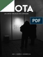 """EXOTA, """"Efectos ideológicos y de conocimiento, en un arte..."""" por Fernando Fraenza"""