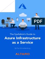 eBook - SysAdmin Guide to Azure IaaS