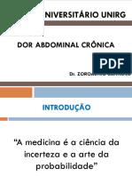 02. DOR ABDOMINAL CRÔNICA 2016-.ppt