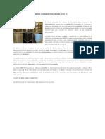 CLASIFICACION DE LAS MERCANCIAS (COMMODITIES) SEGUN NFPA 13