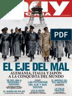 Muy Interesante Historia 103 - El Eje Del Mal, Septiembre 2018