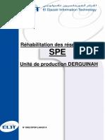 Bilan LAN SPE DERGUINAH.pdf