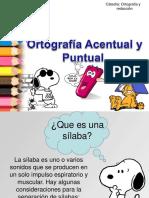 presentacion ortografia acentual