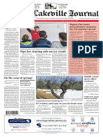 The Lakeville Journal - March 5, 2020