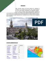 Fiestas de Arequipa