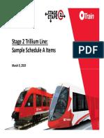 Stage 2 Trillium Line Station Updates