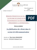 332094011 Fidelisation Des Clients