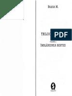 Trilogia bestiei Vol.1 Imblanzirea bestiei - Bilexa M.
