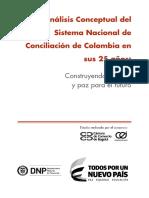 Análisis Conceptual del Sistema Nacional de Conciliación de Colombia en sus 25 años.pdf