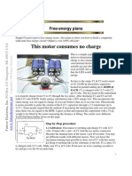 CS&R Free Energy Plans
