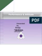 USP D1 Performance & Attitude