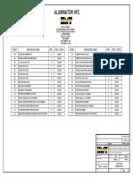 Aluminator HFC marketing drawings