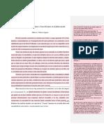 PONENCIA SENSIBILIDAD Y RAZON - UNA REDEFINICION DEL AMOR