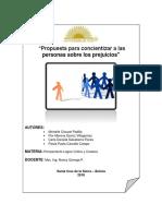 Informe Proyecto Prejuicios