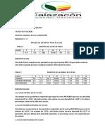 ANALISI DE TIPOS DE LECHES
