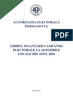 GHID Finantare Campanie Locale 2016 FORMA FINALA 2
