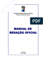 Manual de Redacao PMV 18-06-08