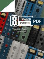 Slate Digital Virtual Mix Rack - User Guide.en.es