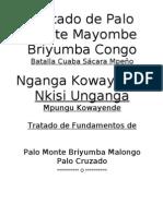 Unganga Kowayende y Ceremonias
