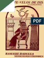 Los Siete Velos de Isis (Ramasse Radullá )