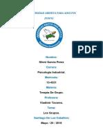 Terapia De Grupo, Primera Tarea. Sileni Garcia..docx