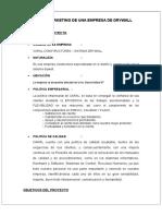 PLAN DE MARKETING DE UNA EMPRESA DE DRYWALL