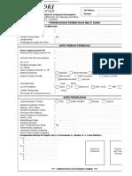 Formulir KMG.xls