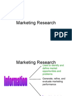 Marketing Research&Demand Measurement