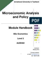 Micro A P 2007-2008