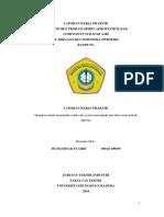 Laporan Kerja Praktik PT. Dirgantara Indonesia case study