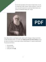 Teoria Lui Darwin Si Protectia Sociala a Statului
