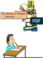 CHAPTER 10 REVIEW OF RELATED   LITERATURE.pptx