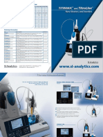 SI Analytical-Titrator