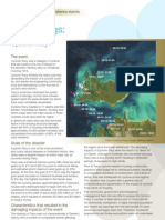 Cyclone Tracy - two-page Summary of Key Findings