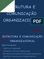 0649 - ESTRUTURA E COMUNICAÇÃO ORGANIZACIONAL