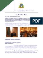 Cena Anual de La Masoneria 2010 - Discurso Jorge Clavero