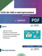 04 - Ciclo de vida e macroprocessos - Gestão de integração