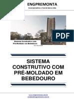 Sistema Construtivo Com Pré-Moldado Em Bebedouro