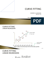 lecture 1 - curve fitting