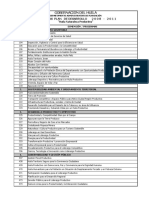 codigos programas - dimensiones 2008-2011