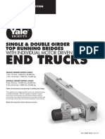 Rotating Axle End Truck Assembly Manual -11746306 -03.2014