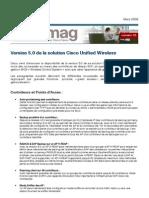 Ciscomag 16 Dossier Version 5 0 de La Solution Cisco Unified Wireless