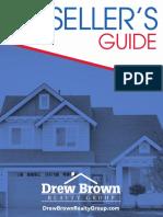 Drew Brown Realty Group Seller's Guide